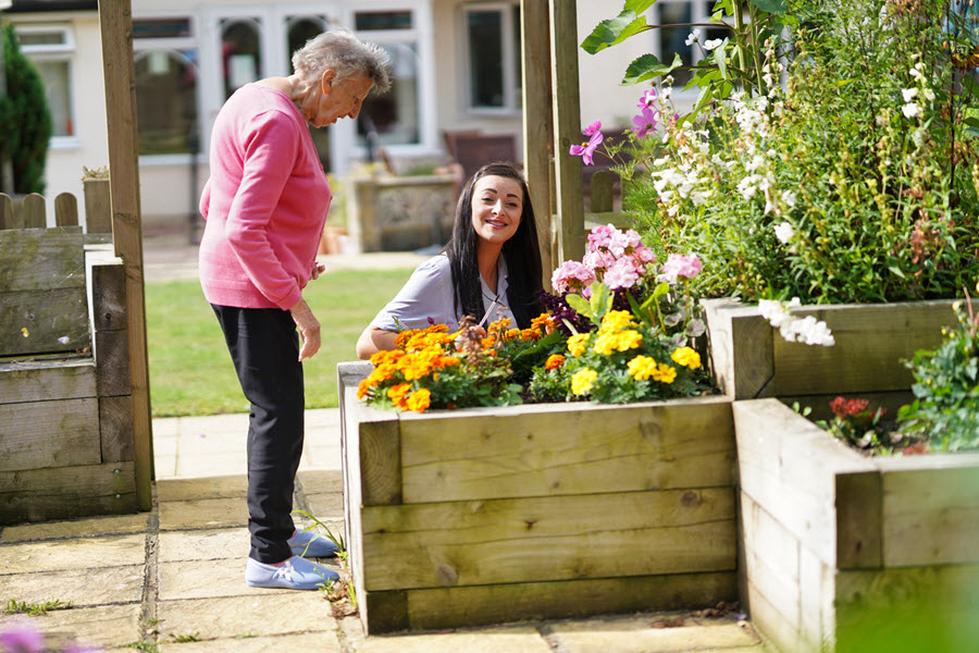Respite Care at Pelham House Care Home