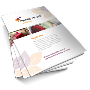 Folkestone care home brochure